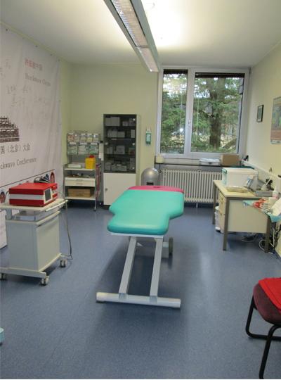 Институт Франкфурт отделение ударно-волновой терапии