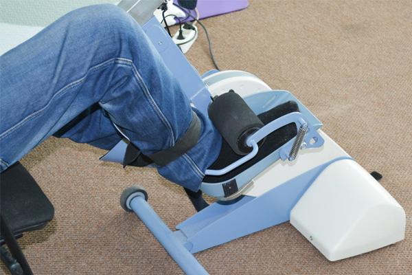 Реабилитация после инсульта мышц ноги на механотренажере