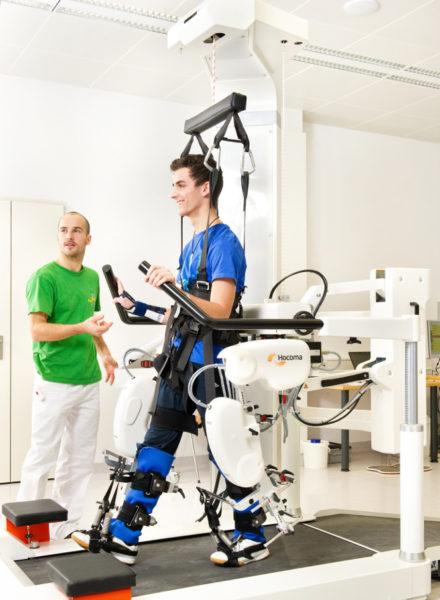 Реабилитация и лечение спинальных травм позвоночника в Запорожье