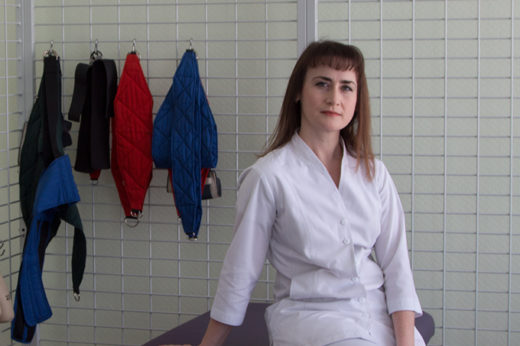 Федоренко Светлана, реабилитолог медицинского центра Аватаж.