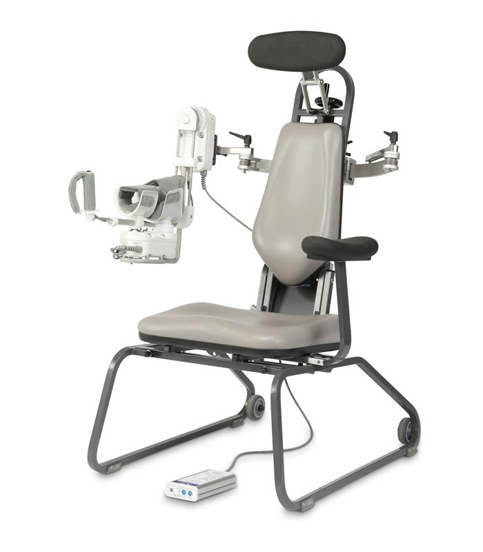 Тренажер для длительной пассивной разработки плечевого и локтевого суставов.