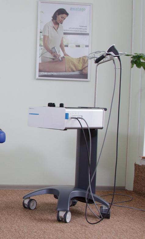 Аппарата акустическо-волновой терапии от Storz Medical для решения эстетических проблем