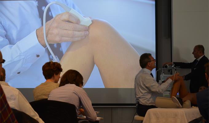Доклад узи диагностика заболеваний колена