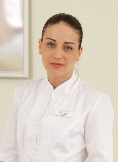 Косметолог Анастасия