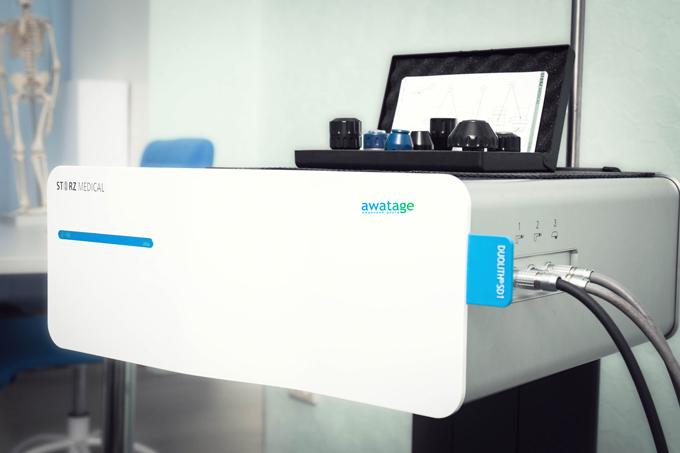 Аппарат ударно-волновой терапии Дуолит СД1 Ультра, блок радиальной волны.