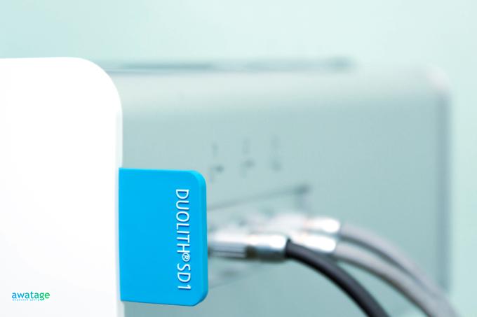Duolith SD1 Ultra -первая в мире комбинированная система ударно-волновой терапии.