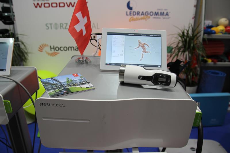 Новый аппарат фокуcированной ударно-волновой терапии Duolith T-Top F-SW Ultra