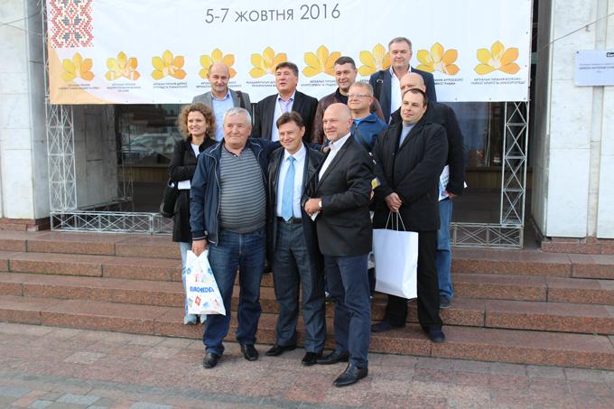 Травматологи Запорожья на 17 съезде травматологов Украины.