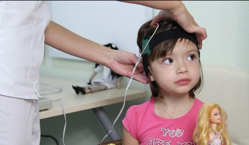 Микрополяризация мозга у детей с речевыми нарушениями