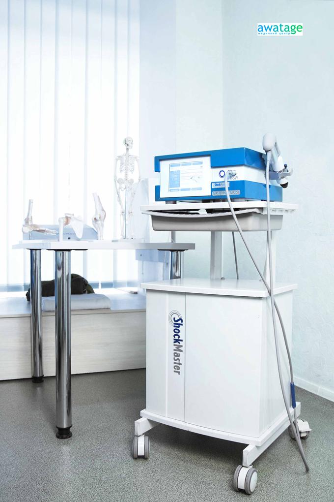Аппарат радиальной ударно-волновой терапии Masterpuls 200