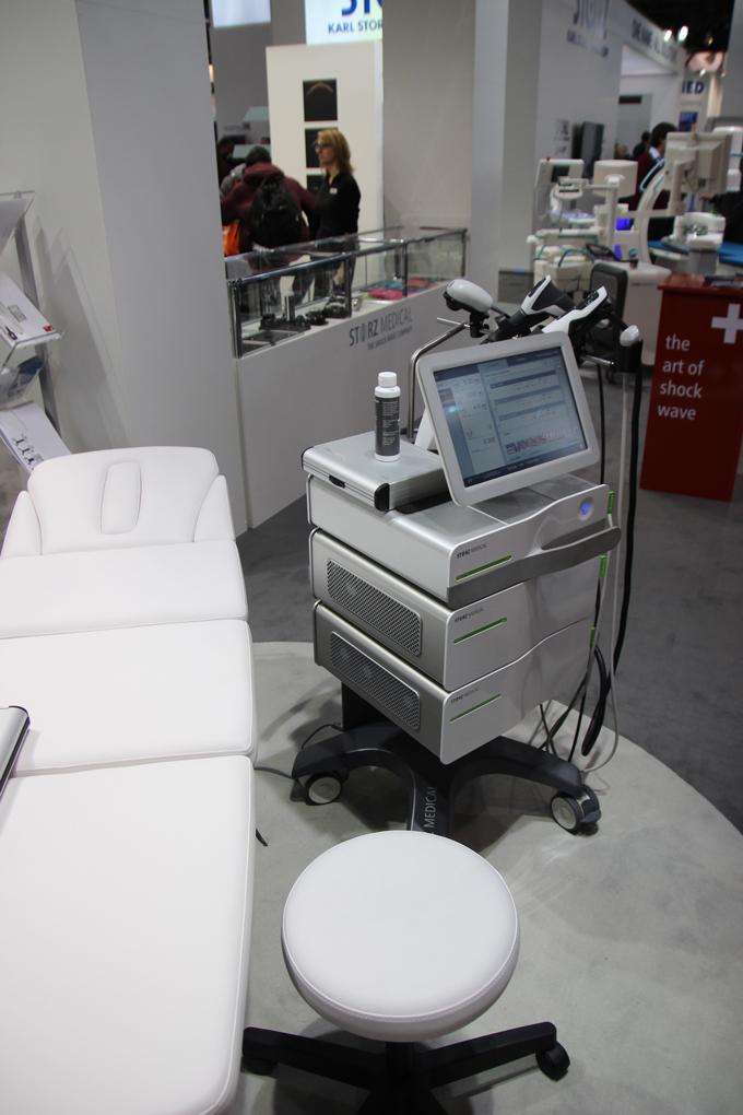 Комбинированная терапия ударными волнами, Duolith SD1 Ultra. Medica 2106.