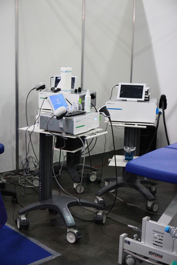 Новинки от Storz Medical - линейка аппаратов Masterpuls для РУВТ и Duolith Т-ТОP для ФУВТ