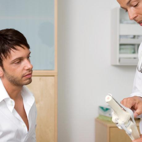 Безоплатная консультация ортопеда-травматолога в Запорожье
