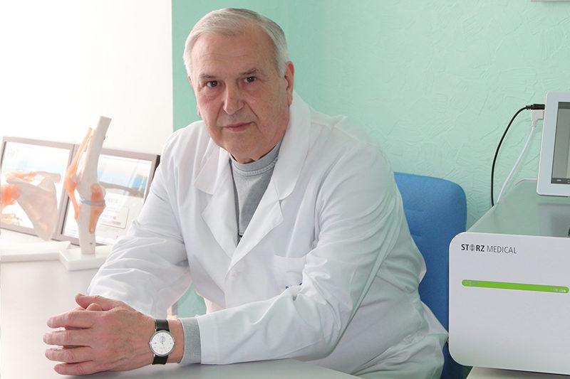 Волк Федор Александрович. Врач-травматолог.