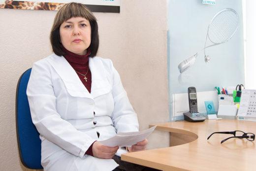 Захарчук Светлана Михайловна