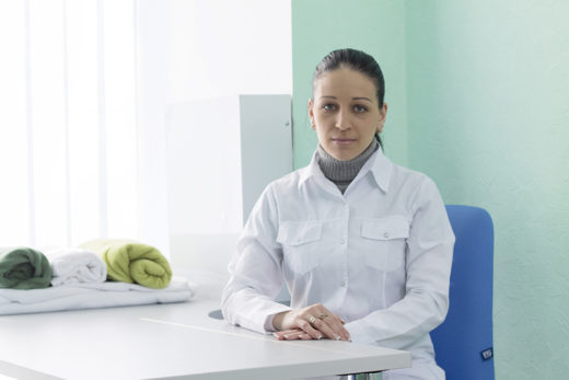 Шаповалова Анастасия Юрьевна. Косметолог.