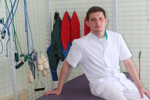 Писарев Илья, реабилитолог, инструктор ЛФК, медицинский центр Аватаж, Запорожье.