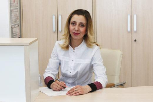 Инна Такбасиди, администратор, реабилитолог медицинского центра Аватаж, Запорожье.