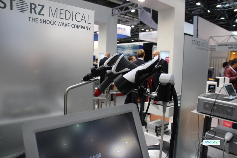 Новые технологии от Storz Medical.