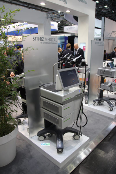 Аппарат для комбинированной ударно-волновой терапии Duolith SD1 Ultra новейшая модификация.