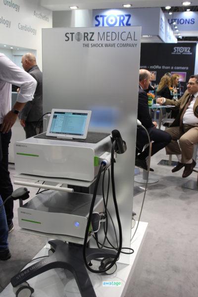 Аппараты радиальной ударно-волновой терапии Masterpuls 100 Ultra и Masterpuls 200 Ultra.