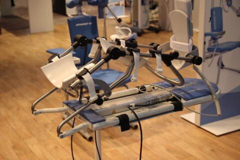 Механоаппараты для длительной пассивной разработки суставов