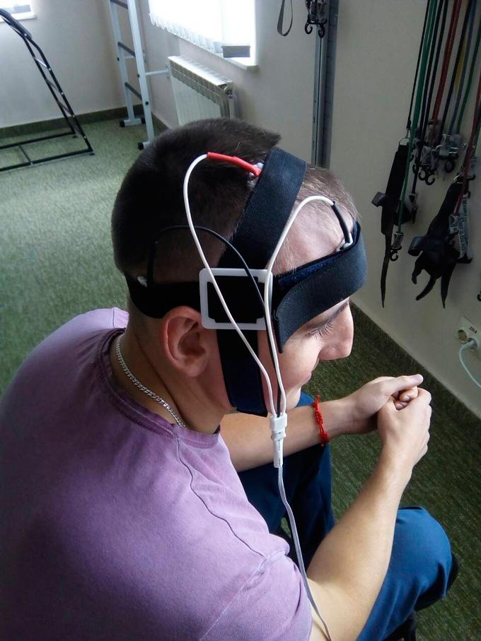 Микрополяризация мозга у спинальных пациентов