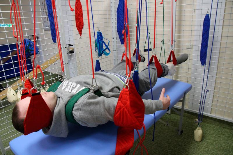 Реабилитация после спинальной травмы позвоночника Запорожье