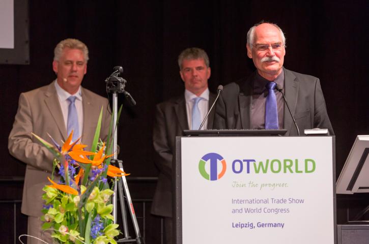 OT World 2018 - задает стандарты в реабилитации.