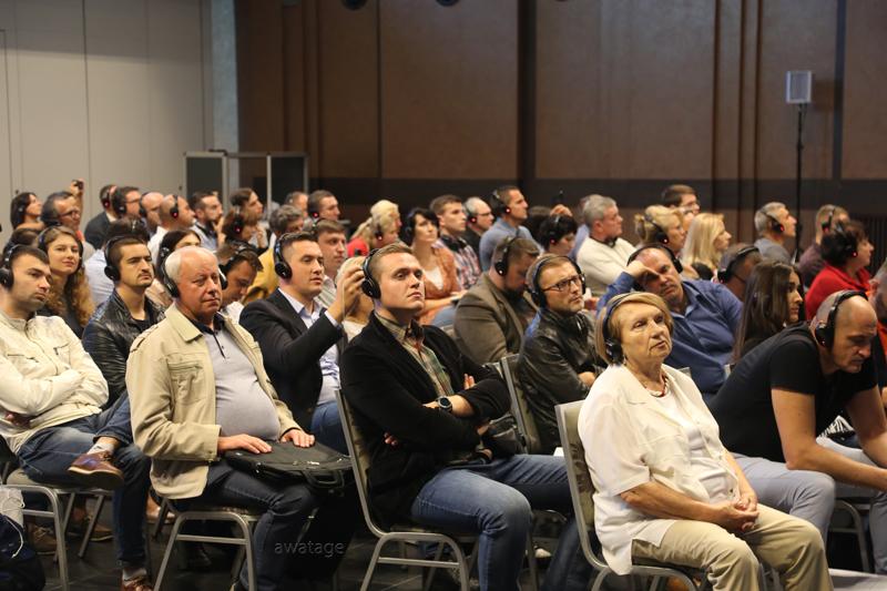 """Конференция по ударно-волновой терапии """"ShockWave Kiev 2018"""" собрала более 100 врачей разных специальностей."""
