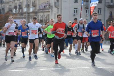 Zaporizhstal Half Marathon 2018. Запорожье.