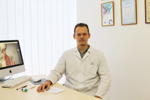 Ортопед-травматолог, вертебролог