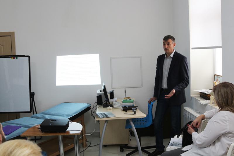 Обучающий семинар по УВТ, показания в травматологии и ортопедии