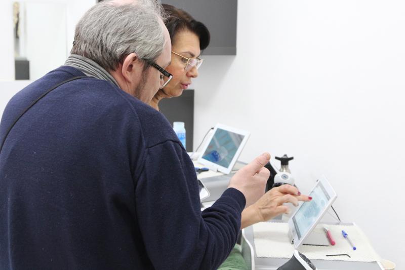 Работа с оборудованием Storz Medical набухающем семинаре по УВТ