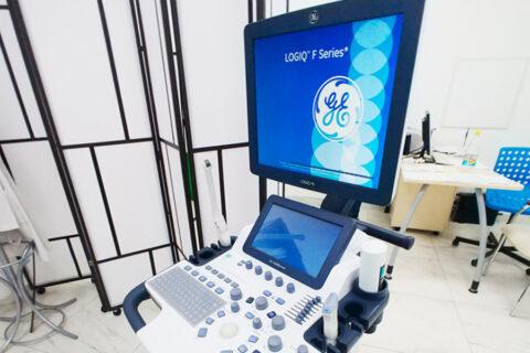 Аппарат УЗИ в Запорожье в медицинском центре
