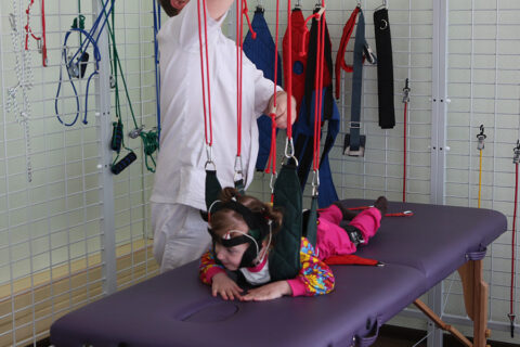 Реабилитация детей с ДЦП в МЦ