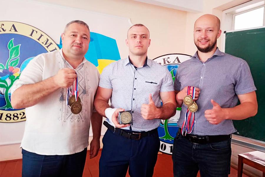 Украинская команда - победители турнира